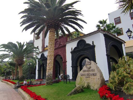 Gran Tacande Wellness & Relax Costa Adeje: entrada