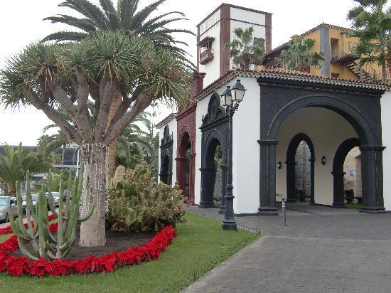 Dream Hotel Gran Tacande: entrada