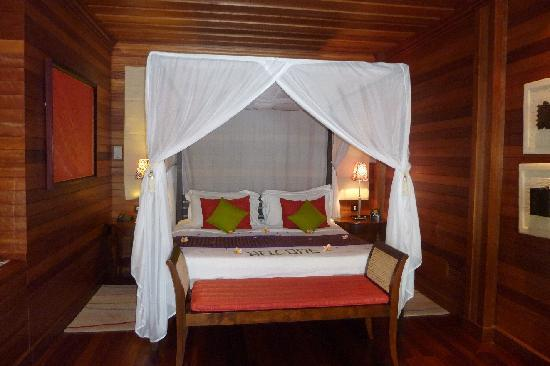 Glacis, Seychellene: La chambre standard