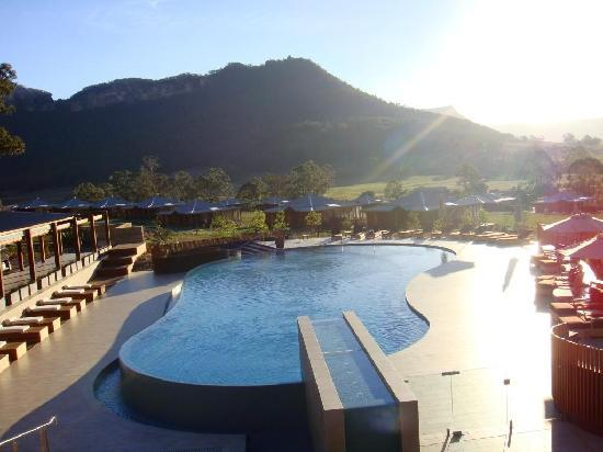 Emirates One&Only Wolgan Valley: Main pool