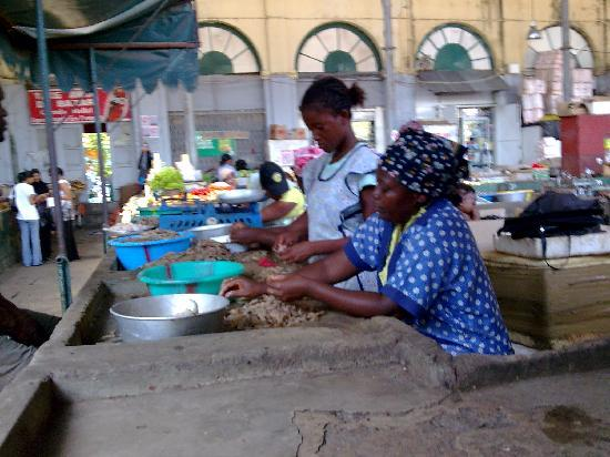 Mercado Central de Maputo Mozambique 4