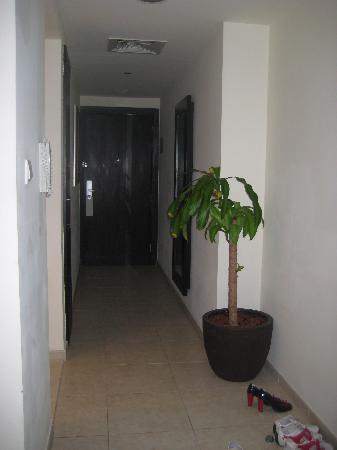 Nuran Marina Services Residences: Hall