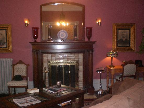 Inn on Somerset: élégance du salon