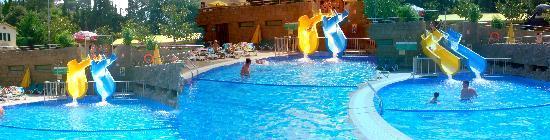 Rosamar Garden Resort: Piscine
