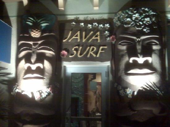 Java Surf Entrance