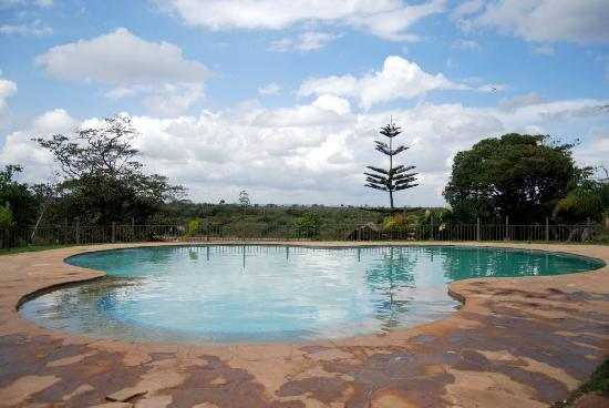 pool overlooking nairobi