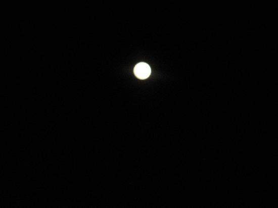Meson Del Angel: full moon at dinner