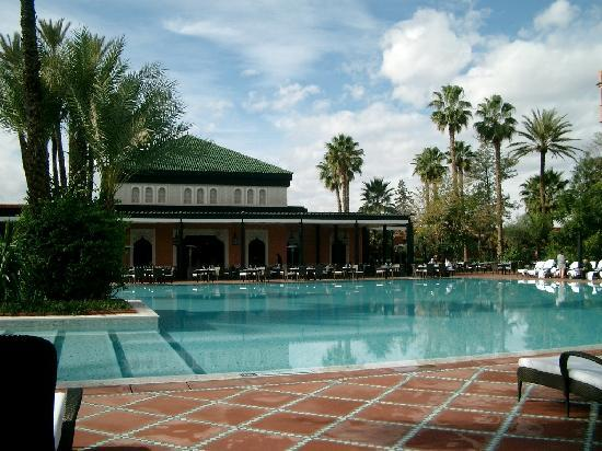 La Mamounia Marrakech : Pool