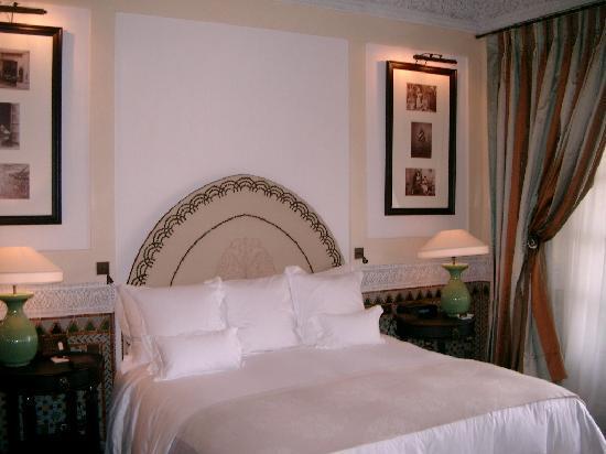 La Mamounia Marrakech : Room