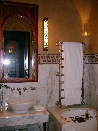 La Mamounia Marrakech : Bathroom