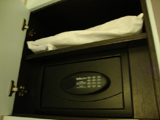 Safety Box In The Room Picture Of Radisson Blu Hotel