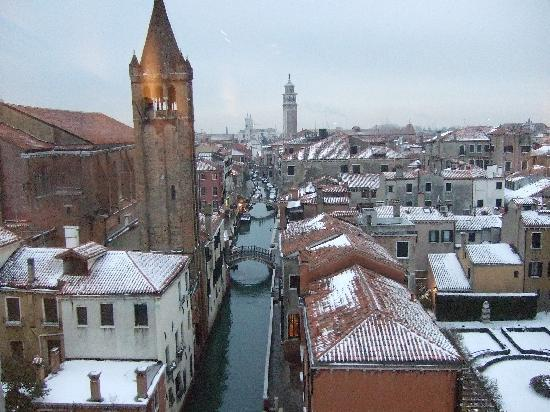 Mogliano Veneto Italy  city photos : Mogliano Veneto, Italy: Venice in the snow