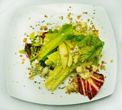 4 Restaurant : a salad