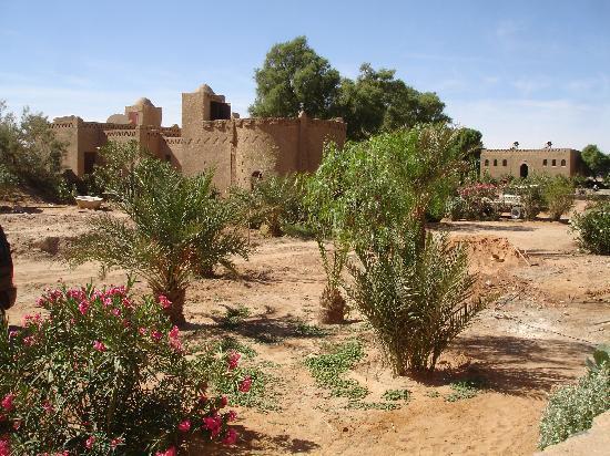 Auberge Ksar Sania: Espace central