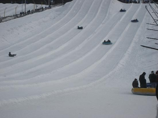 Angel of the Morning Bed and Breakfast: Blue Mountain Ski & Snow Tubing very closed to the B&B