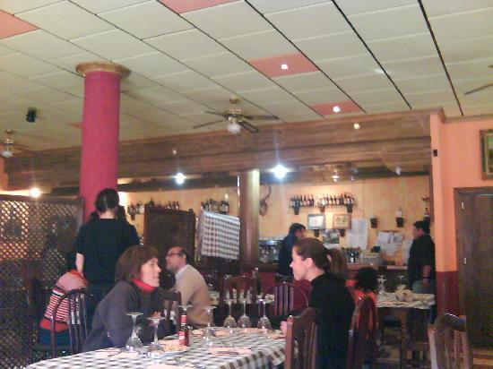 Restaurante Ruta del Segura: comedor 1