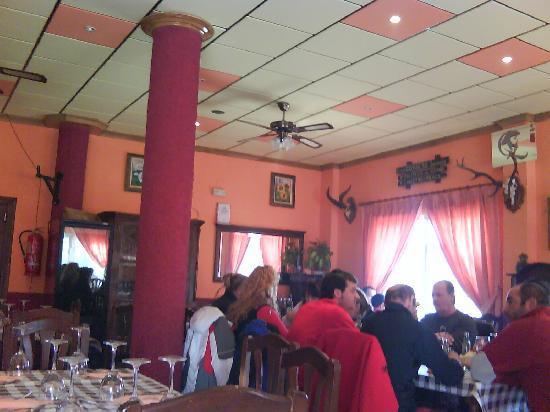 Restaurante Ruta del Segura: comedor 2
