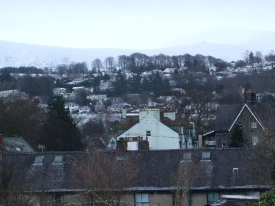 Badgers Wood Guest House: lovely views