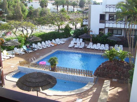 Piscina picture of hacienda del sol playa de las for Alberca las americas