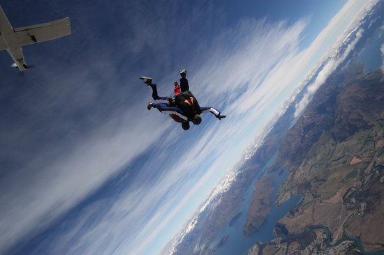Skydive Wanaka: My skydive