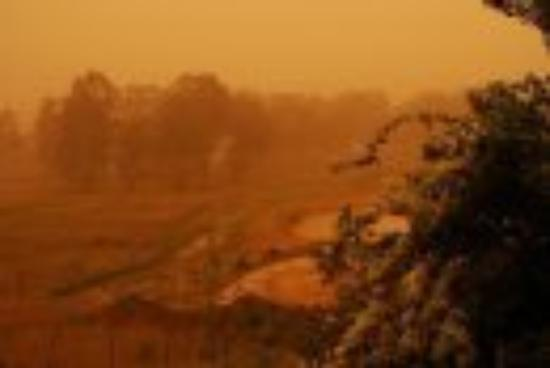 Beaudesert Dust Storm - September 09