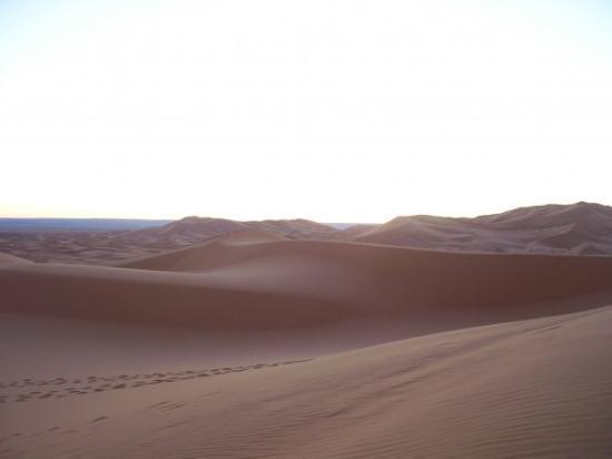 Bilde fra Merzouga Desert