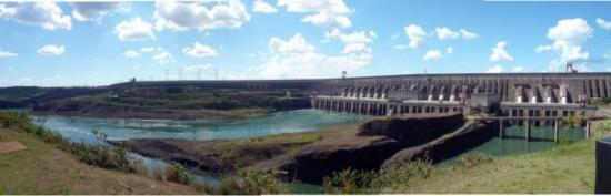Itaipu Hydroelectric Dam Photo