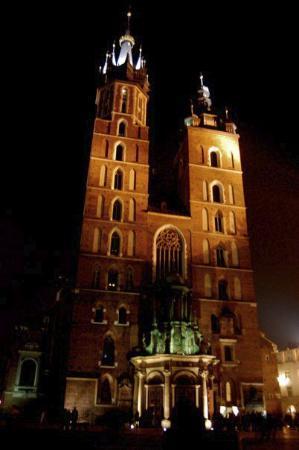 St. Mary's Basilica in Krakow: Mariacki Church