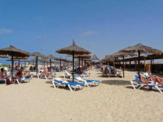 Espargos, Cape Verde: the beach