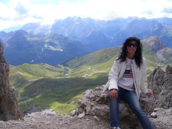 Ortisei, İtalya: VAL GARDENA - QUOTA 2600 DI ALTITUDINE