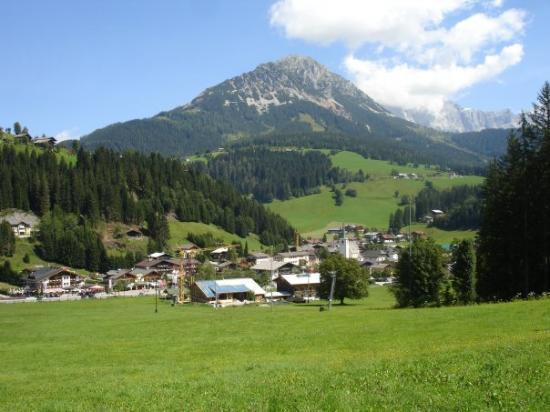 View of Filzmoos.