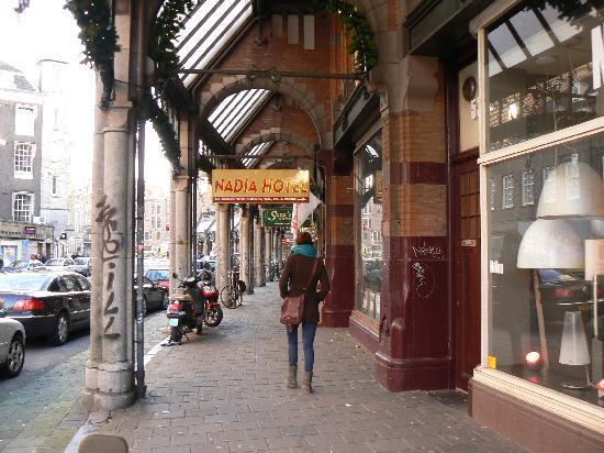 Hotel Nadia Amsterdam Tripadvisor
