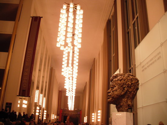 ‪John F. Kennedy Center for the Performing Arts‬