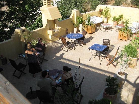 Dar Roumana: Breakfast on the Roof
