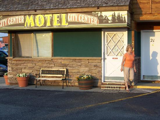 West Yellowstone's City Center Motel: City Center Motel