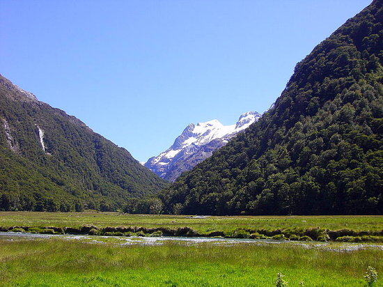 Routeburn Track Hiking Tour - New Zealand Breeze