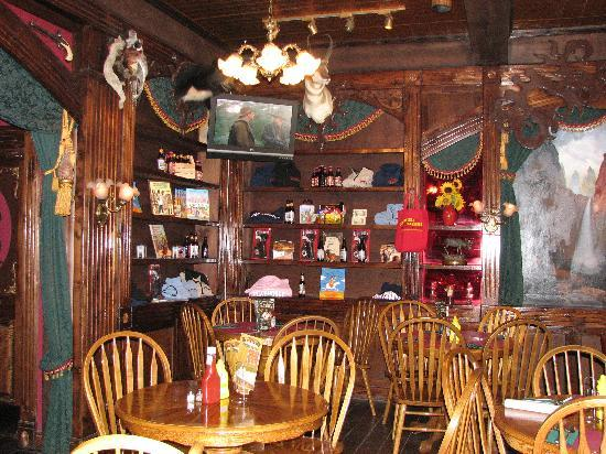 Jackson Hole Playhouse : The dining room