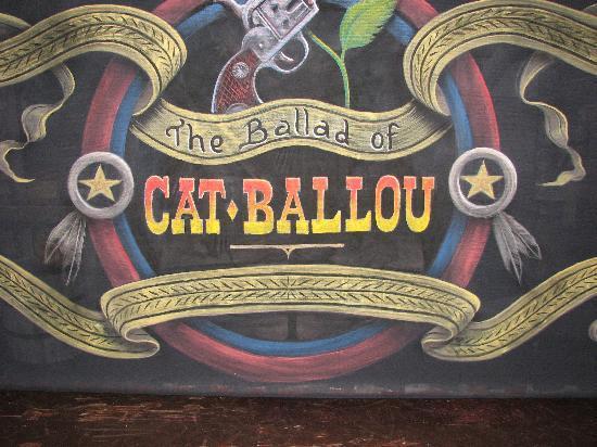 Jackson Hole Playhouse : 2008 Season Cat Ballou