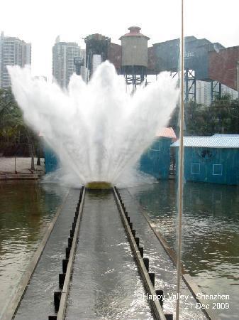 Happy Valley of Shenzhen: Thrill Rides