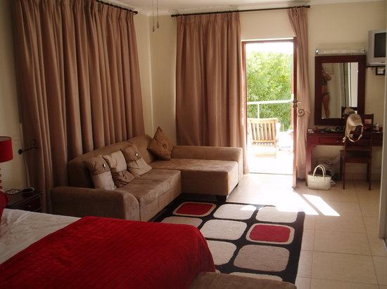 Somerset West, Sudáfrica: The bedroom