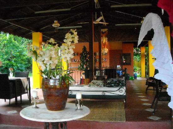 Pondok Keladi Guest House: the 'Balai'