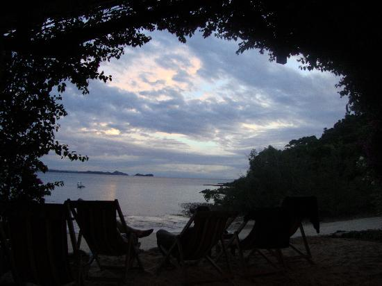 """Sakatia Lodge: View from the """"Lounge Area"""""""