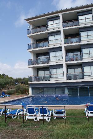 Ohtels Cap Roig: Vue extérieure de l'hôtel