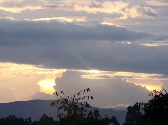 Shillong, Inde : sunrise