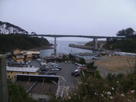 "Форт-Брэгг, Калифорния: Fort Bragg....  The place where scenes in the movie ""Overboard"" was filmed."