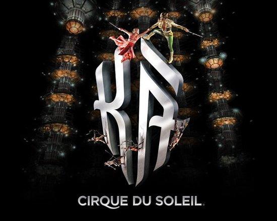 KA  - Cirque du Soleil
