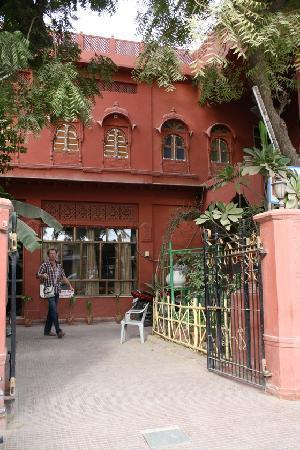 Kochar's Hotel Marudhar Heritage: Exterior Marudhar Heritage Bikaner