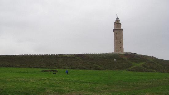 Tower of Hercules (Torre de Hercules) : The Tower of Hercules
