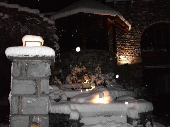 El Privilegio de Tena: nevada
