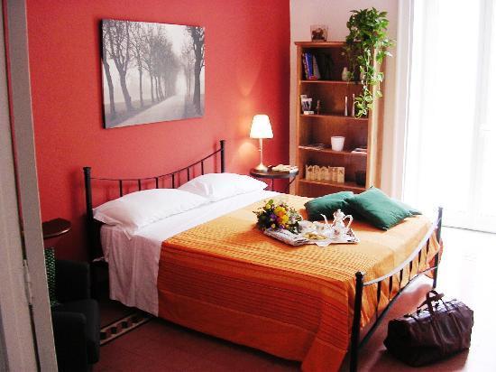 Apartment Inkiostro : camera da letto- bedroom